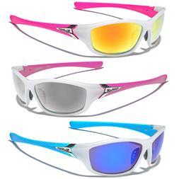 Wrap Around Cycling Running Tennis Glasses Sports Sunglasses