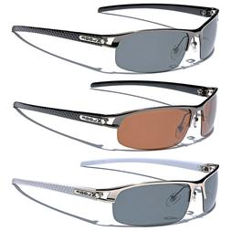 POLARIZED Metal Men Sunglasses Sport Fishing Golf Driving An