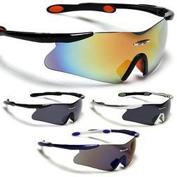 Xloop Outdoor Sports Men's Sunglasses Cycling Bike Riding Gl