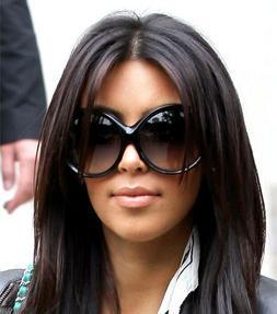 "XXL OVERSIZED ""ALI"" Women Sunglasses  SUPER HUGE ROUND GAFAS"
